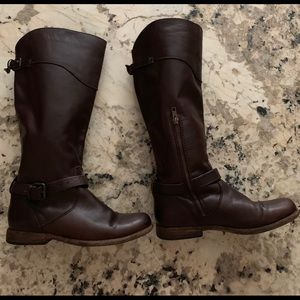 FRYE Leather Riding Boots!